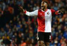 Feyenoord - AZ Alkmaar Eredivisie speelronde 18