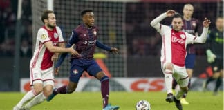 Eredivisie uitslagen: Ajax verliest van Willem II en AZ komt naderbij