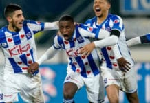 Eredivisie Heerenveen - AZ: weinig verlies in Abe Lenstra stadion