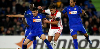 Ajax - Getafe Europa League: volgende ronde bijna onmogelijk
