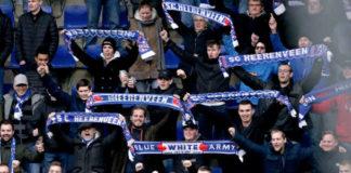 Vitesse - sc Heerenveen: wat is er loos bij de Friezen?