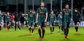 sc Heerenveen - Ajax Eredivisie: Friezen presteren thuis moeizaam