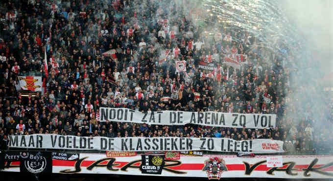 Klassieker Eredivisie Ajax Feyenoord