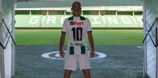 Arjen Robben keert terug naar FC Groningen