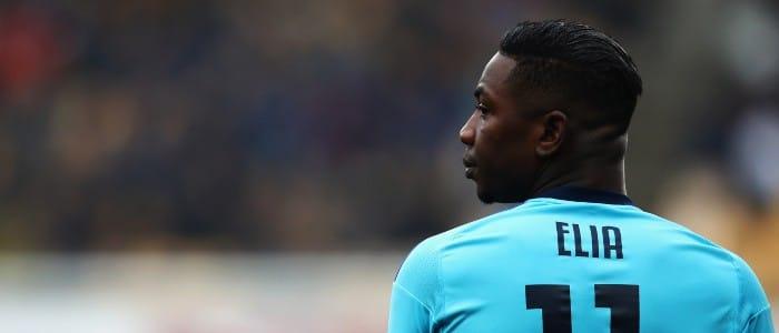 Eljero Elia flirt met Feyenoord, Everton wil Senesi