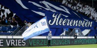 SC Heerenveen viert vandaag 100-jarig jubileum