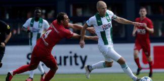 Arjen Robben eerste minuten FC Groningen | Ajax wil weinig verhuren