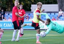 PSV op trainingskamp | Robben aanvoerder FC Groningen