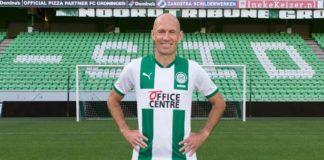 Gaat Arjen Robben scoren in FC Groningen - PSV?