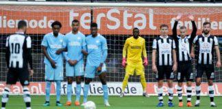 Voetbaluitslagen: Ajax en Heerenveen foutloos, PSV morst punten