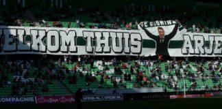 Eerste ronde Eredivisie: Arjen Robben alweer klaar?