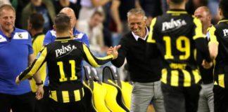 Vitesse - Sparta: zorgen om corona besmettingen