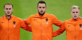 Bosnië - Nederland Nations League: weinig goals