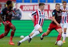 FC Groningen - Feyenoord en Willem II - ADO inhaal wedstrijden