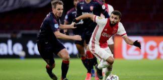 Eredivisie na verlies Ajax speelronde 11