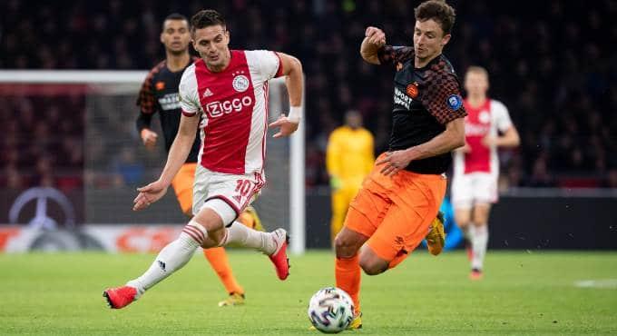 voorbeschouwing Ajax - PSV Eredivisie