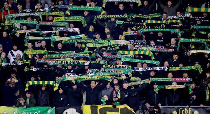 Achtste finales KNVB Beker: Vitesse - ADO enVolendam - PSV