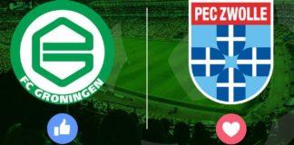 FC Groningen - PEC Zwolle Eredivisie zaterdag: kansen voor PEC?