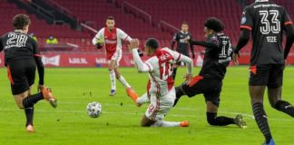 PSV - Ajax Eredivisie kampioenswedstrijd