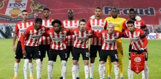 PSV - Feyenoord Eredivisie speelronde 26