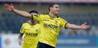 Vitesse - VVV-Venlo halve finale KNVB Beker: weer goal Giakoumakis?