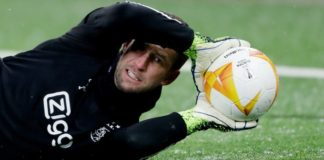 Young Boys - Ajax Europa League achtste finale