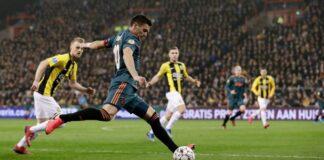 Ajax - Vitesse bekerfinale 2021