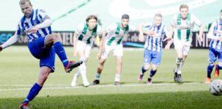 PSV - sc Heerenveen Eredivisie: zonder Veermannen geen goals