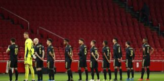 Roma - Ajax Europa League kwarfinale 15 april 2021