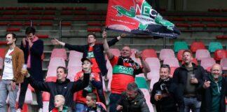 NEC terug in Eredivisie | Feyenoord gaat Europa in