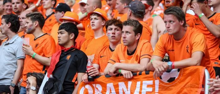 Noorwegen - Nederland WK Kwalificatie