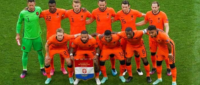 WK Kwalificatie Nederland - Montenegro: Nu Moet Het Gebeuren