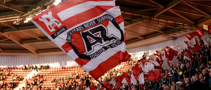 AZ - FC Utrecht Eredivisie