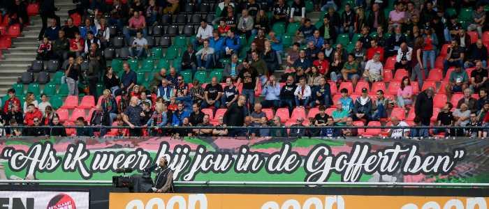 NEC - Vitesse Eredivisie